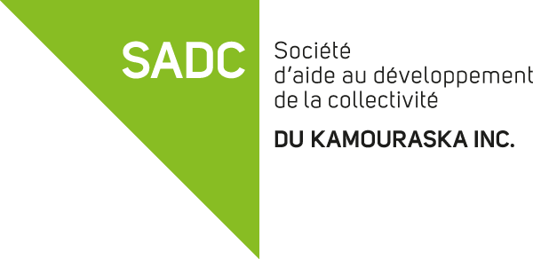 Logo de la SADC du Kamouraska